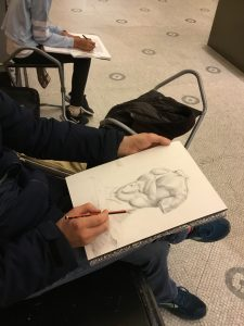 The Joys of Being an Art Tutor